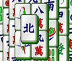 Çok Bölümlü Mahjong Solitaire