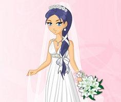 My Wedding Dress Up