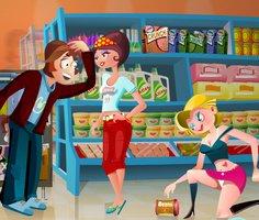 Yaramaz Süpermarket
