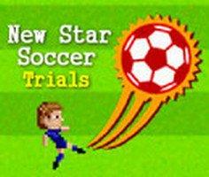 Yeni Futbol Yıldızı Antrenmanı