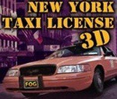 New York Taksi Lisansı 3D