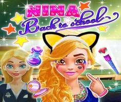 Nina Back To School
