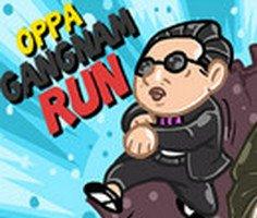 Oppa Gangnam Koşu