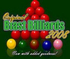 Orijinal Blast Bilardo 2008