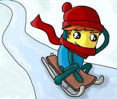 Pijamalı Çocuk: Kış Macerası