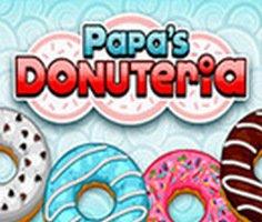 Papa'nın Çörek Restoranı oyunu oyna