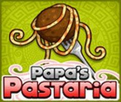 Papa'nın Makarna Restoranı oyunu oyna
