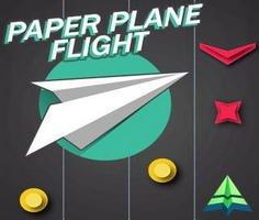 Kağıt Uçak Yollarda oyunu oyna
