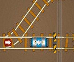 Tren Park Etme Oyunu