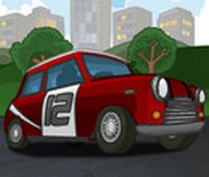 Süper Araba Park Etme
