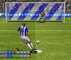 3D Penaltı Turnuvası Brezilya