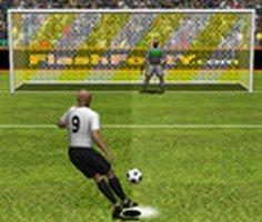 3D Penaltı Atışı: Dünya Kupası 2014 oyunu oyna