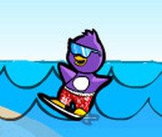 Sörfçü Penguen