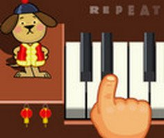 Piyano Köpek