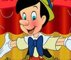 Pinokyo Kukla Tiyatrosu Disney