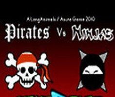 Korsanlar ve Ninjalar