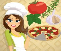 Pizza Margherita: Cooking with Emma