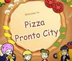 Hızlı Pizza Şehri