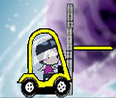 Gezegende Çocuk Forklifti