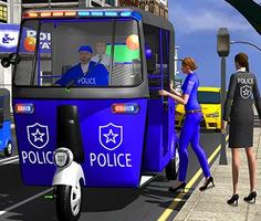 Polis Tuk Tuk