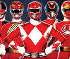 Power Rangers: Sonsuza Dek Kırmızı