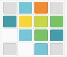 Renklerle 2048