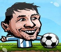Kukla Futbol Antrenman oyunu oyna
