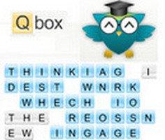 Qbox Kelime Bulmaca