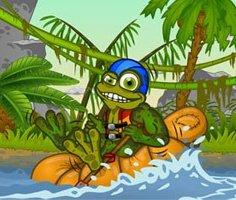 Kurbağa Rafting