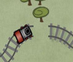 Demiryolu Raylarını Yerleştirme