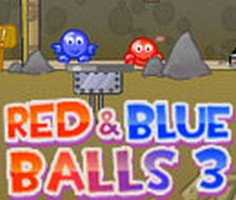 Kırmızı ve Mavi Top 3