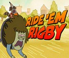 Rigby ve Kas Adam Koşu