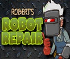 Robot Tamiri oyunu oyna