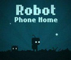 Robot Ev Macerası oyunu oyna