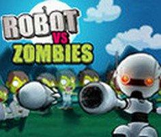Robot ve Zombiler