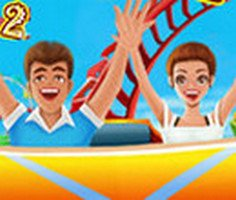 Lunapark Hız Treni 2 oyunu oyna