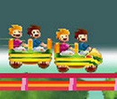Süper Lunapark Treni