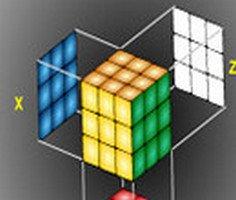 Rubik Sinir Küpü 3D