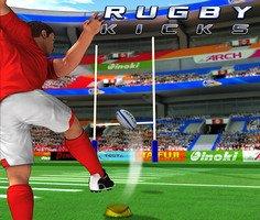 Ragbi Vuruşu oyunu oyna