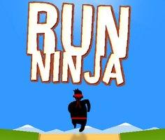 Koş Ninja oyunu oyna