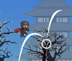 Koşucu Ninja oyunu oyna
