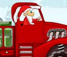 Noel Baba Hediye Kamyonu