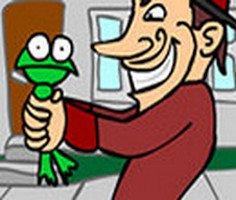 Kurbağa Kurtar