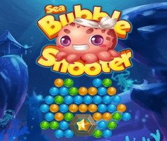 Bubble Shooter Deniz