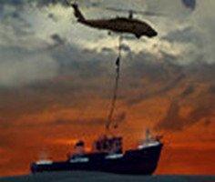 Helikopterden Atlama