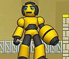 Sarı Robot