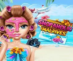Alışveriş Delisi Maldivler