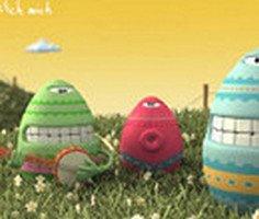 Paskalya Yumurtaları Şarkı Söylüyor
