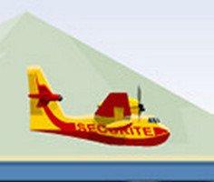 Yangin Söndürme Uçagi Oyunu