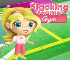 Spor Salonunda Tembellik oyunu oyna